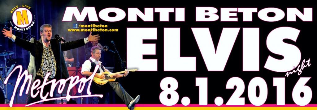 MONTI BETON - Elvis Night