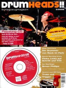 DrumHeads!! (5/2008) - Performance 2008 Mapex Artist DVD