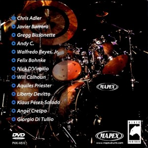 Performance 2008 Mapex Artist DVD