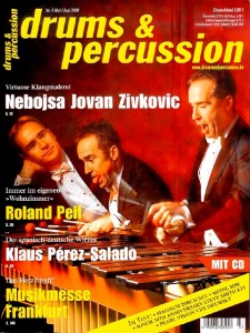 Drums & Percussion (3/2008)