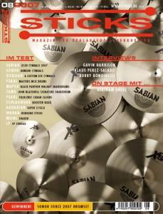 Sticks (8/2007) - Interview
