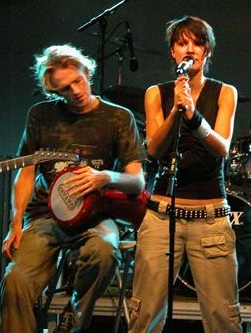 Freier Fall Tour 2003