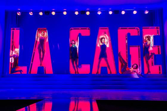 La Cage aux Folles, Kammerspiele der Josefstadt, Wien © Rita Newman